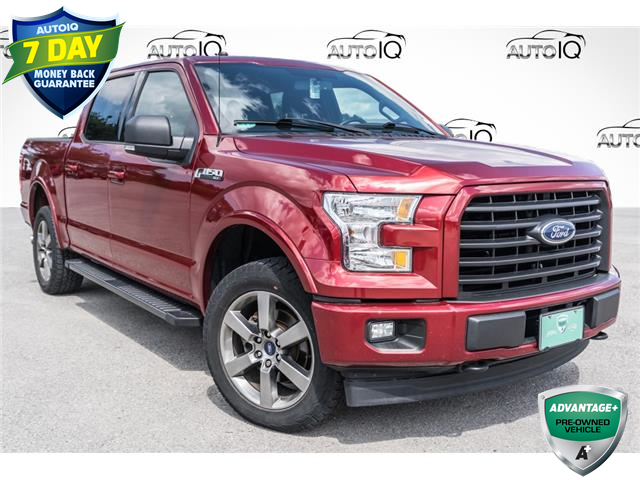 2017 Ford F-150 XLT (Stk: 35285AU) in Barrie - Image 1 of 25