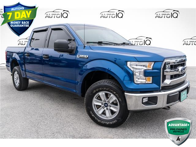 2017 Ford F-150 XL (Stk: 27886AUX) in Barrie - Image 1 of 25