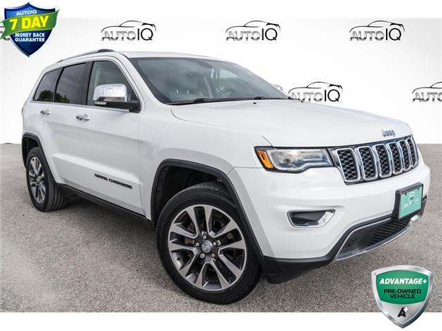 2018 Jeep Grand Cherokee Limited (Stk: 35406AU) in Barrie - Image 1 of 28