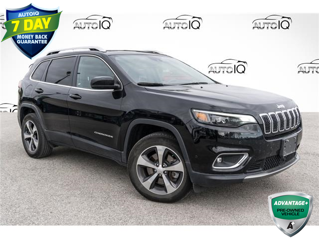 2019 Jeep Cherokee Limited (Stk: 35422AU) in Barrie - Image 1 of 25