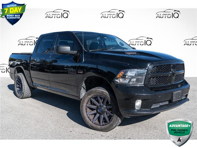 2019 RAM 1500 Classic ST (Stk: 34820AU) in Barrie - Image 1 of 25