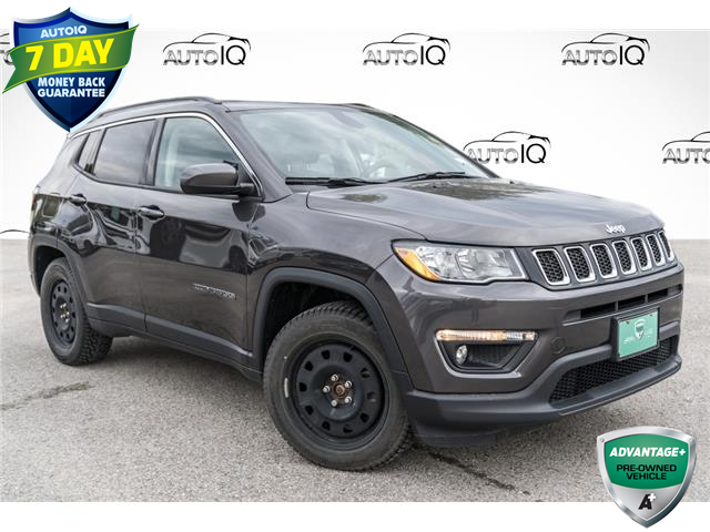 2017 Jeep Compass North (Stk: 28057U) in Barrie - Image 1 of 23