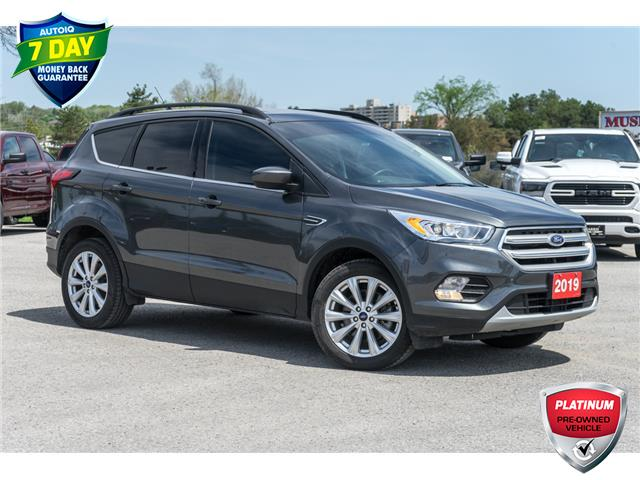 2019 Ford Escape SEL (Stk: 27430U) in Barrie - Image 1 of 30