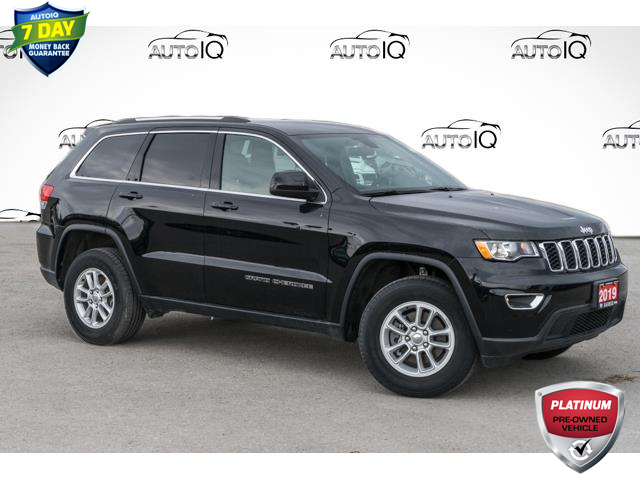 2019 Jeep Grand Cherokee Laredo (Stk: 27283UR) in Barrie - Image 1 of 30