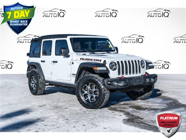 2018 Jeep Wrangler Unlimited Rubicon (Stk: 34618AU) in Barrie - Image 1 of 19