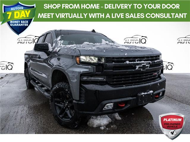 2019 Chevrolet Silverado 1500 LT Trail Boss (Stk: 34581AU) in Barrie - Image 1 of 22