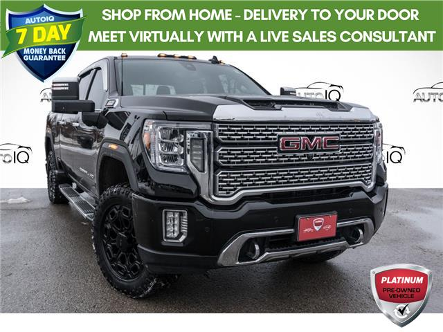 2020 GMC Sierra 2500HD Denali (Stk: 34649AU) in Barrie - Image 1 of 29