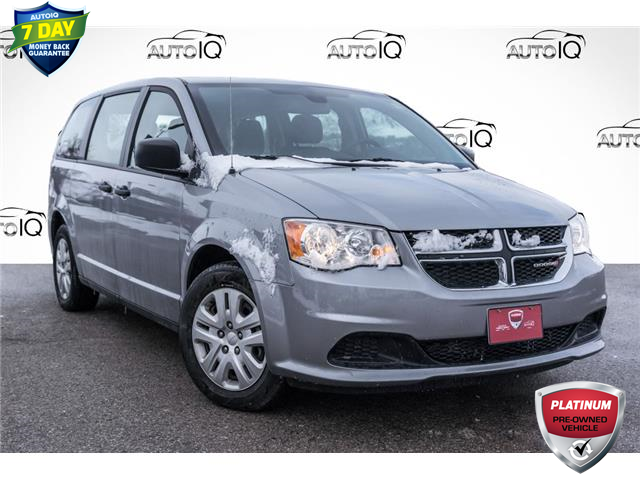 2019 Dodge Grand Caravan CVP/SXT (Stk: 27747UX) in Barrie - Image 1 of 23