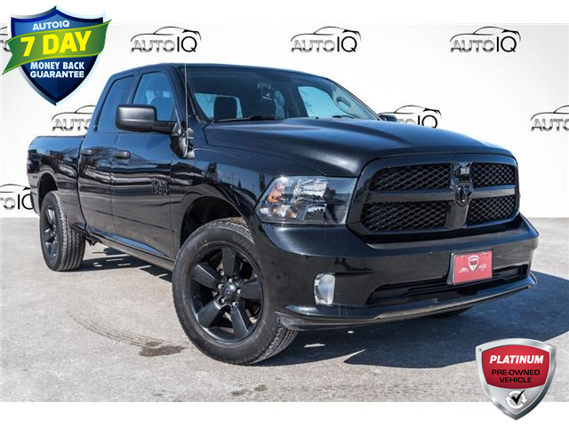 2018 RAM 1500 ST (Stk: 34774AUX) in Barrie - Image 1 of 24