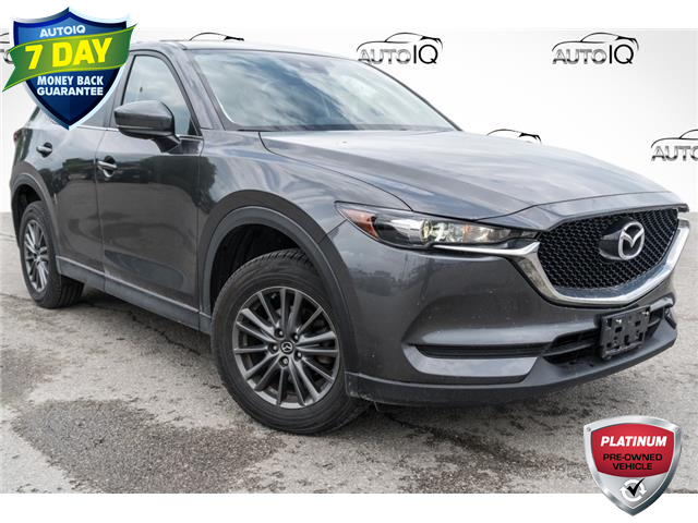 2018 Mazda CX-5 GS (Stk: 34112AUX) in Barrie - Image 1 of 25