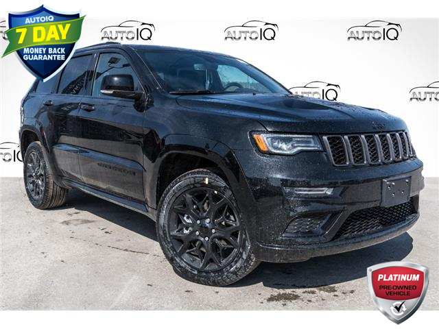 2021 Jeep Grand Cherokee Limited (Stk: 34940D) in Barrie - Image 1 of 26