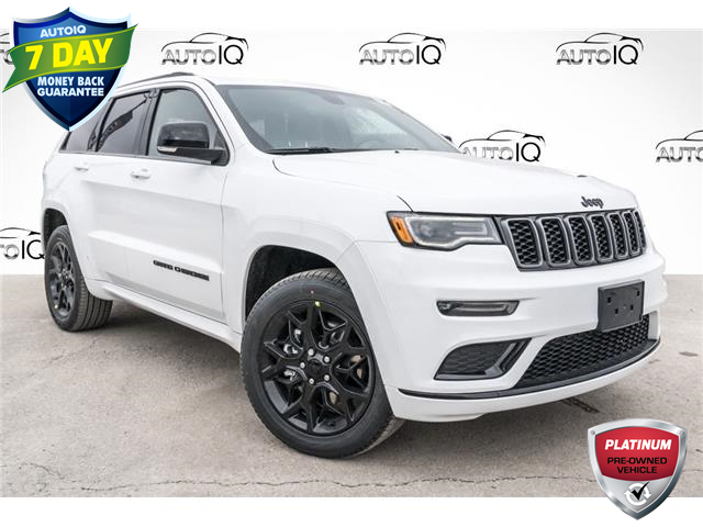2021 Jeep Grand Cherokee Limited (Stk: 34957D) in Barrie - Image 1 of 27
