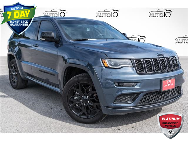 2021 Jeep Grand Cherokee Limited (Stk: 34976AU) in Barrie - Image 1 of 24
