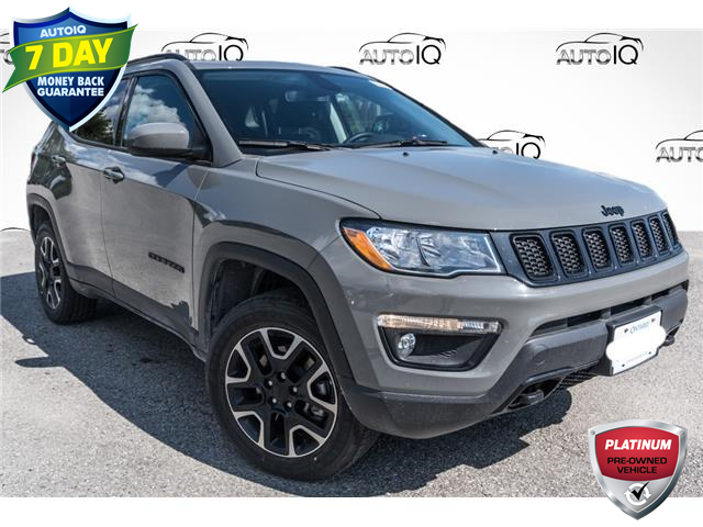 2021 Jeep Compass Sport (Stk: 34687D) in Barrie - Image 1 of 25