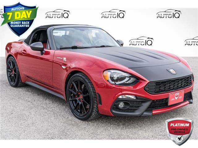 2017 Fiat 124 Spider Abarth (Stk: 28025BU) in Barrie - Image 1 of 24