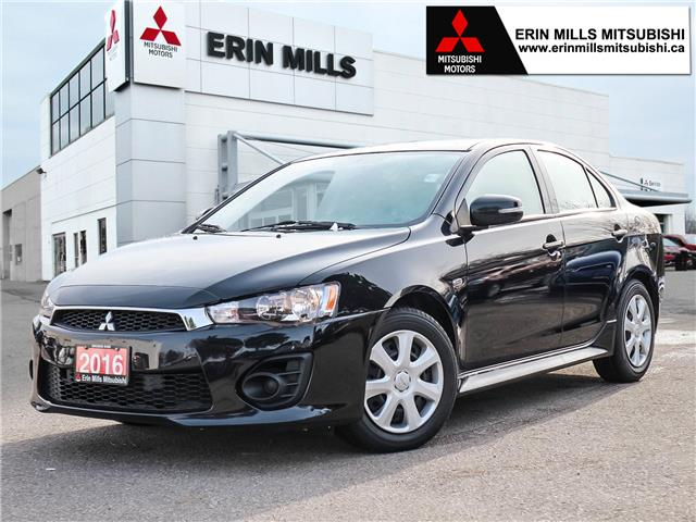 2016 Mitsubishi Lancer  (Stk: P2337) in Mississauga - Image 1 of 23