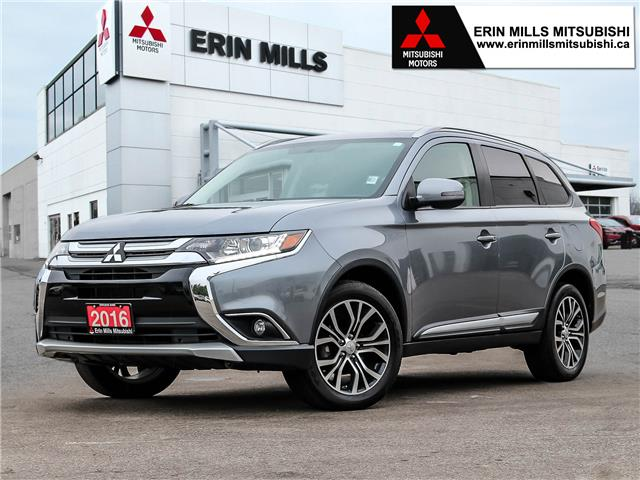 2016 Mitsubishi Outlander ES (Stk: P2373) in Mississauga - Image 1 of 27