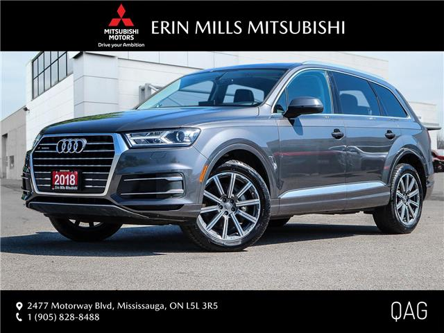 2018 Audi Q7  (Stk: P2400) in Mississauga - Image 1 of 29