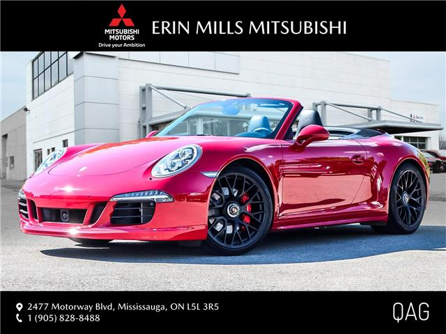 2015 Porsche 911  (Stk: P2407) in Mississauga - Image 1 of 30