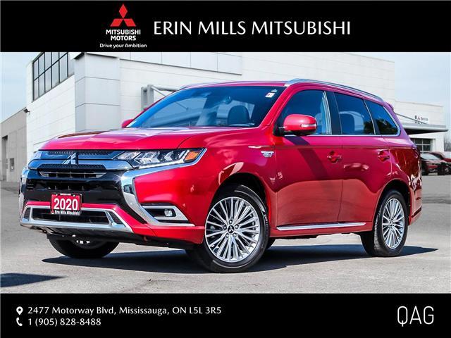 2020 Mitsubishi Outlander PHEV  (Stk: P2415) in Mississauga - Image 1 of 30