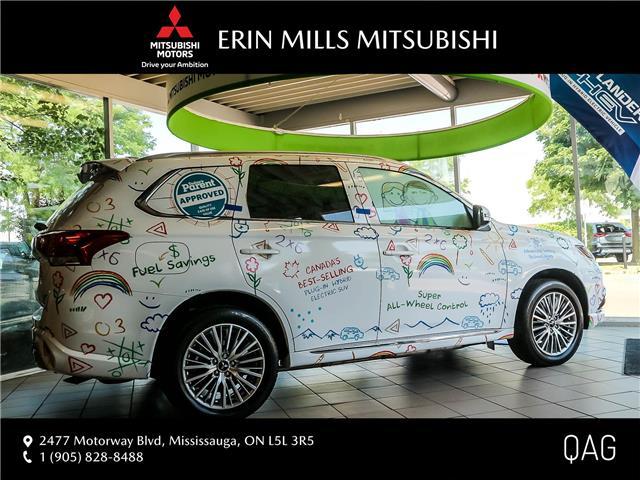 2020 Mitsubishi Outlander PHEV  (Stk: 20P6167) in Mississauga - Image 1 of 22