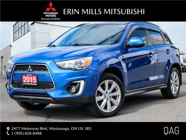 2015 Mitsubishi RVR GT (Stk: P2430A) in Mississauga - Image 1 of 30
