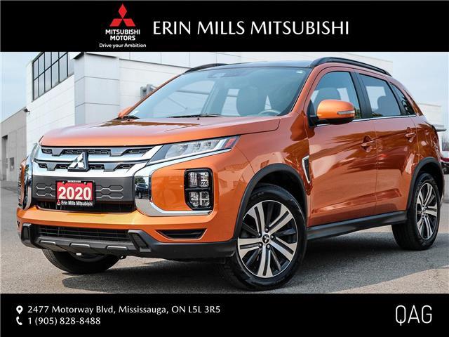2020 Mitsubishi RVR  (Stk: P2439) in Mississauga - Image 1 of 30