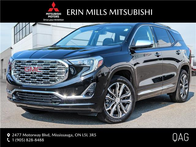 2019 GMC Terrain Denali (Stk: P2449) in Mississauga - Image 1 of 30