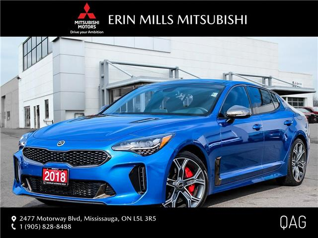 2018 Kia Stinger GT Limited (Stk: P2455) in Mississauga - Image 1 of 30