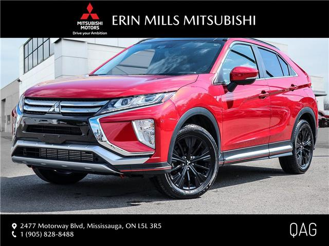 2018 Mitsubishi Eclipse Cross  (Stk: P2438) in Mississauga - Image 1 of 30