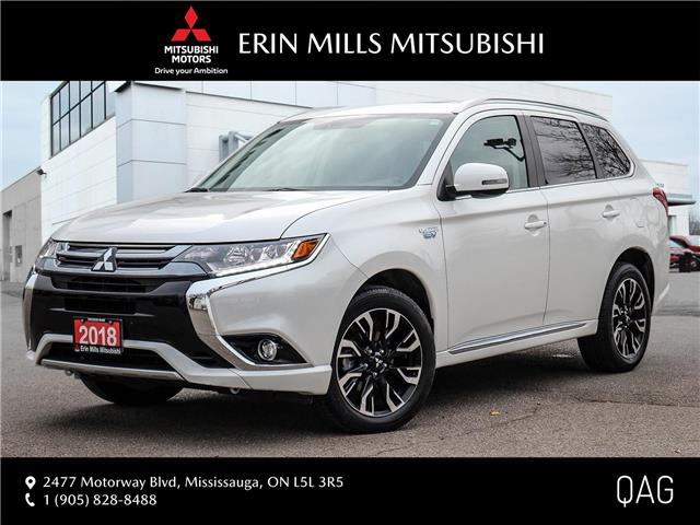 2018 Mitsubishi Outlander PHEV  (Stk: 20P5432A) in Mississauga - Image 1 of 30