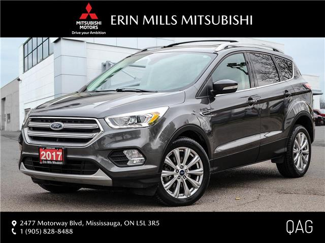 2017 Ford Escape Titanium (Stk: P2415A) in Mississauga - Image 1 of 30
