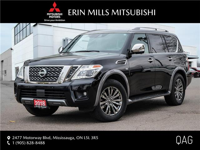 2018 Nissan Armada  (Stk: P2454) in Mississauga - Image 1 of 30
