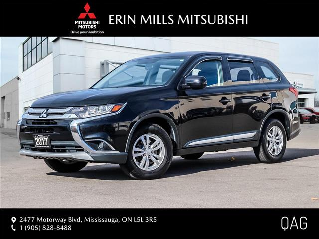 2017 Mitsubishi Outlander ES (Stk: 20R1751A) in Mississauga - Image 1 of 29