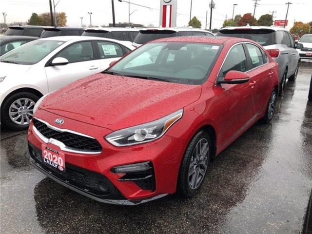 2020 Kia Forte EX+ (Stk: KFO1981) in Chatham - Image 1 of 5