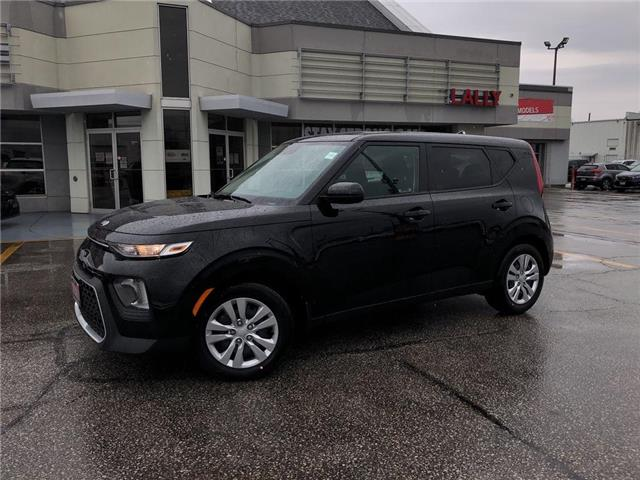 2020 Kia Soul LX (Stk: KSOU2002) in Chatham - Image 1 of 15