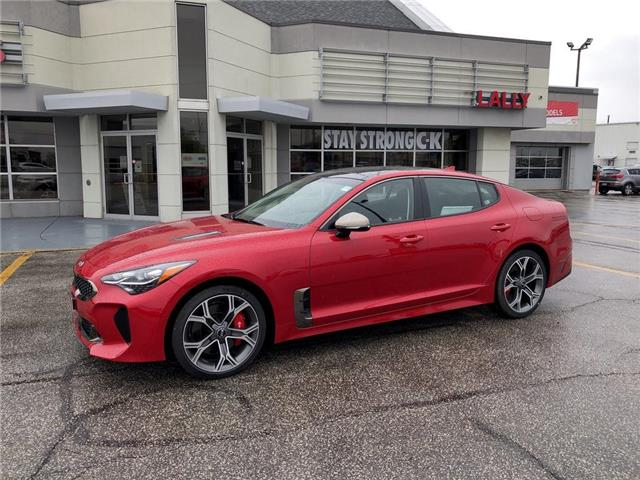 2020 Kia Stinger GT (Stk: KSTI1971) in Chatham - Image 1 of 16