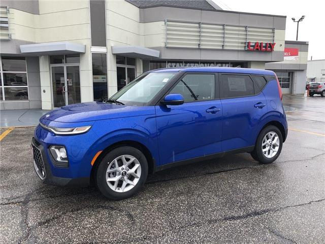 2020 Kia Soul EX (Stk: KSOU1980) in Chatham - Image 1 of 15