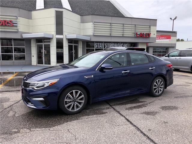 2020 Kia Optima EX+ (Stk: KOP1900) in Chatham - Image 1 of 15