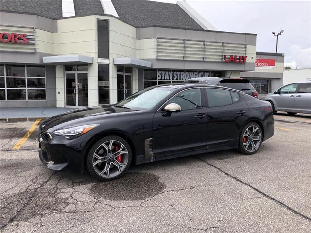 2020 Kia Stinger GT Limited w/Black Interior (Stk: KSTI1992) in Chatham - Image 1 of 15