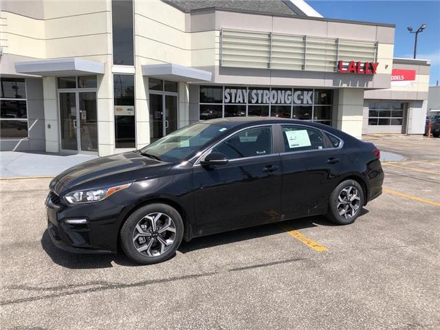 2020 Kia Forte EX (Stk: KFO2131) in Chatham - Image 1 of 15