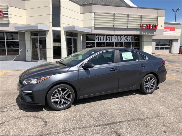 2020 Kia Forte EX+ (Stk: KFO2106) in Chatham - Image 1 of 15