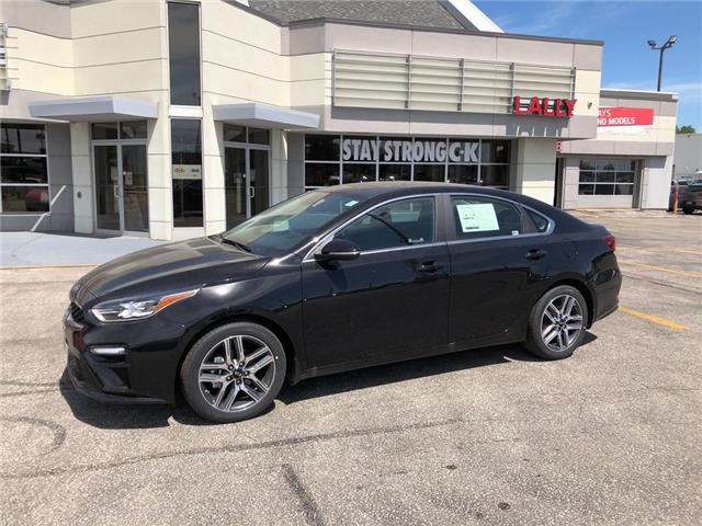 2020 Kia Forte EX+ (Stk: KFO2108) in Chatham - Image 1 of 15