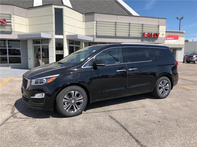 2020 Kia Sedona SX (Stk: KSE2081) in Chatham - Image 1 of 15