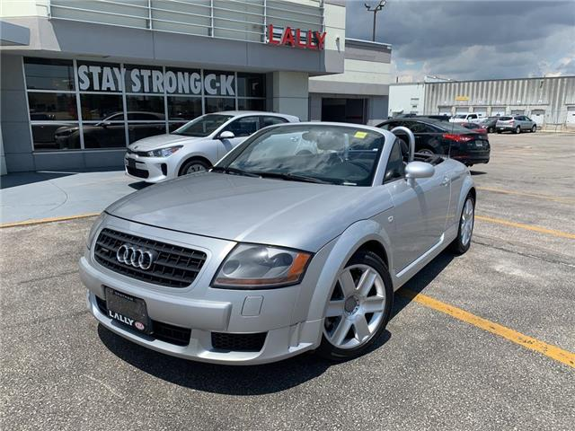 2006 Audi TT 3.2L (Stk: K3941A) in Chatham - Image 1 of 22