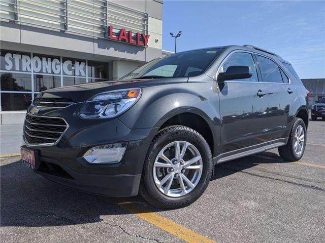 2017 Chevrolet Equinox 1LT (Stk: K3956) in Chatham - Image 1 of 21