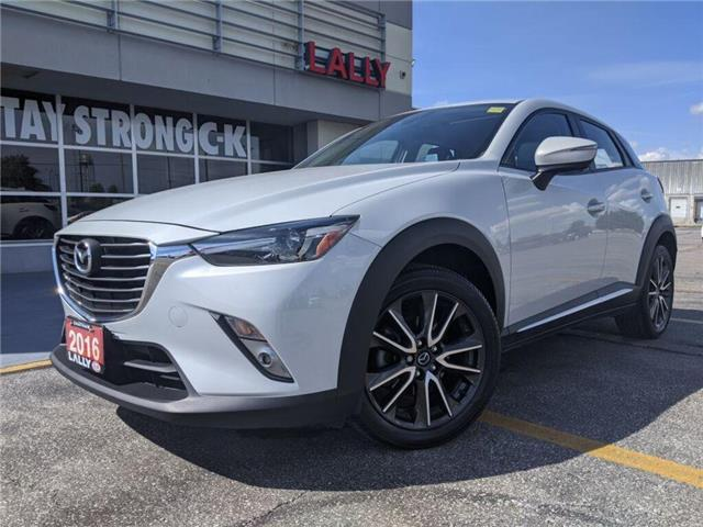 2016 Mazda CX-3 GT (Stk: K3961) in Chatham - Image 1 of 20