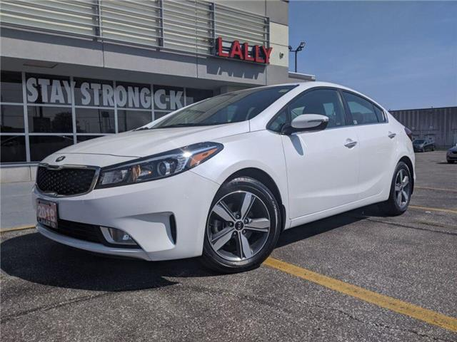 2018 Kia Forte EX (Stk: KSOR1976A) in Chatham - Image 1 of 18