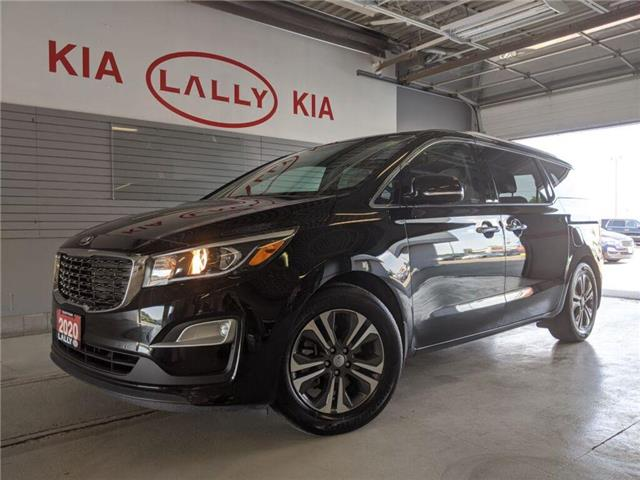 2020 Kia Sedona SX (Stk: K3963) in Chatham - Image 1 of 21