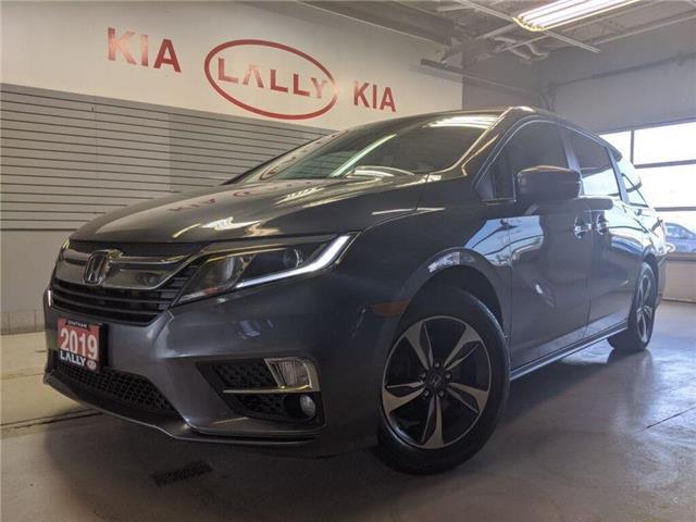 2019 Honda Odyssey EX-L (Stk: K3966) in Chatham - Image 1 of 26